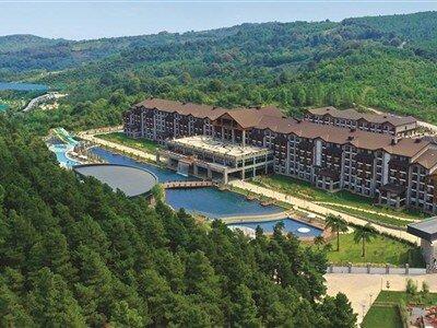 Elite World Sapanca Convention& Wellness Resort Sakarya Sapanca Göl Mahallesi