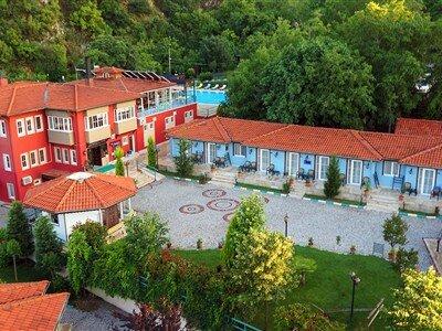 Eman Termal Hotel Balıkesir Sındırgı Emendere