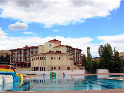 Emet Thermal Resort & Spa Kütahya Emet Hamam