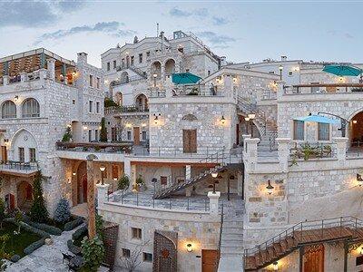 Exedra Hotel Cappadocia Nevşehir Kapadokya Ortahisar
