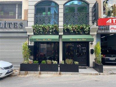 Ferman Apart Hotel İstanbul Şişli Eskişehir Mahallesi