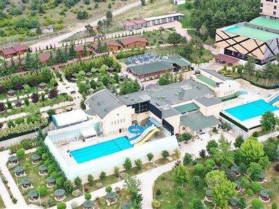 Fimar Life Thermal Resort Amasya Çiviköy Terziköy Kaplıca Mevkii