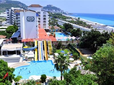 First Class Hotel Antalya Alanya Kargıcak