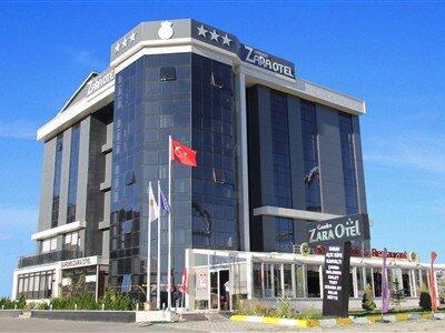 Garden Zara Hotel Sivas Zara