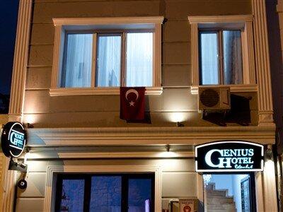 Genius Hotel İstanbul İstanbul Fatih Sultanahmet