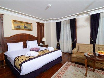GLK PREMIER Regency Suites Spa İstanbul Fatih Cankurtaran Mahallesi