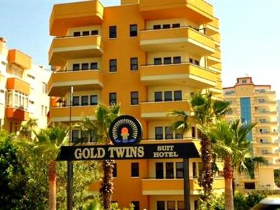 Gold Twins Family Beach Hotel Antalya Alanya Mahmutlar