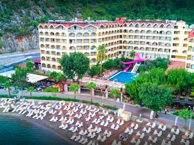 Gölmar Beach Hotel & Spa Muğla Marmaris Marmaris İçmeler