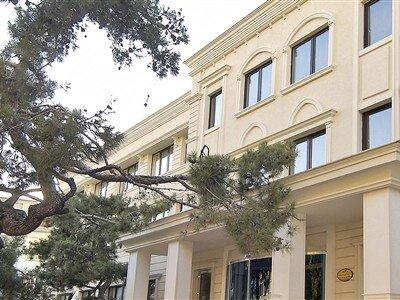 Gönlüferah Thermal & Spa Hotel Bursa Osmangazi Çekirge