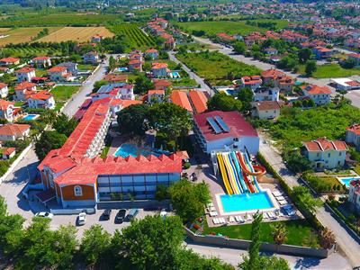 Grand Emir Aqua Resort & Spa Muğla Ortaca Dalyan