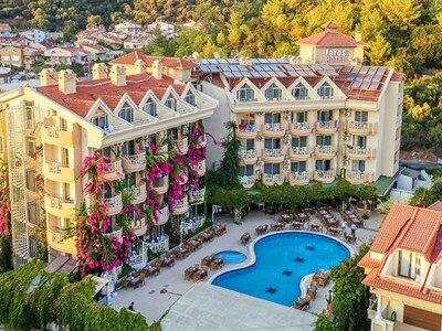 Grand Hotel Faros Muğla Marmaris Cami Avlu Mevkii