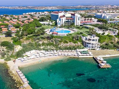 Grand Hotel Ontur Çeşme İzmir Çeşme Çeşme Dalyan
