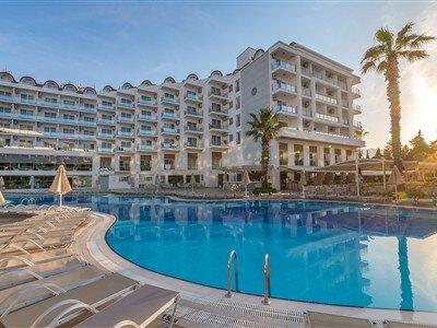Grand İdeal Premium Hotel Muğla Marmaris Siteler