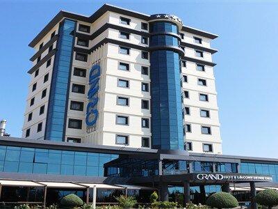 Grand Karaman Otel Karaman Karaman Merkez
