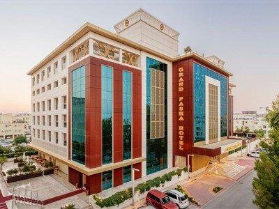 Grand Pasha Kyrenia Hotel & Casino & Spa Girne