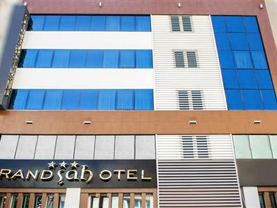 Grand Şah Otel Tepebaşı Eskişehir Eskişehir Merkez Tepebaşı