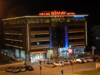 Grand Simay Hotel Erzincan Erzincan Merkez