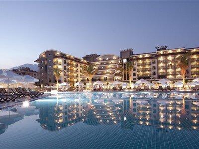 Green Garden Resort Antalya Alanya Obagöl