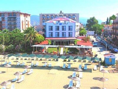 Gümüldür Mavi Deniz Otel İzmir Gümüldür Menderes