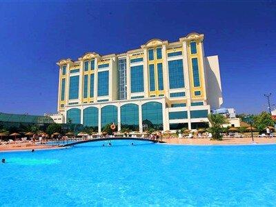 Güngör Ottoman Palace Termal Resort & Spa Hatay Antakya Alazı Mahallesi