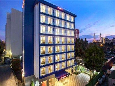 Hampton by Hilton Istanbul Ataköy İstanbul Bakırköy Ataköy
