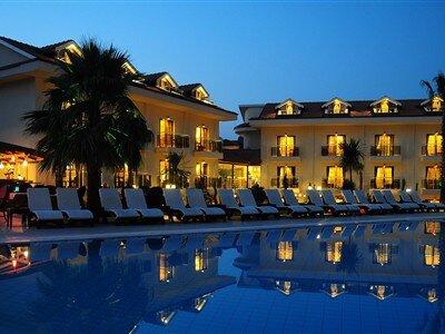 Han Deluxe Hotel Muğla Fethiye Hisarönü