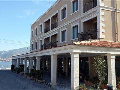 Hanedan Otel İzmir Foça İsmetpaşa