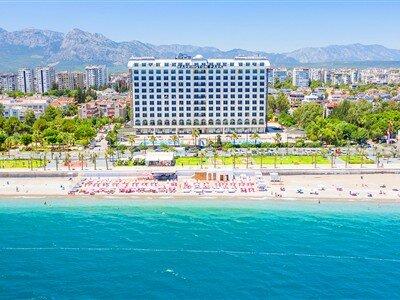 Harrington Park Resort Antalya Antalya Merkez Konyaaltı