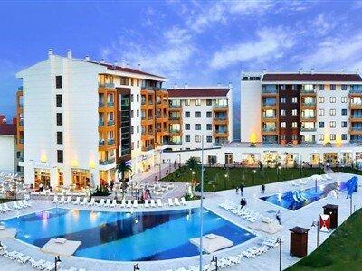Hattuşa Vacation Termal Club Ankara Ankara Ayaş Güdül