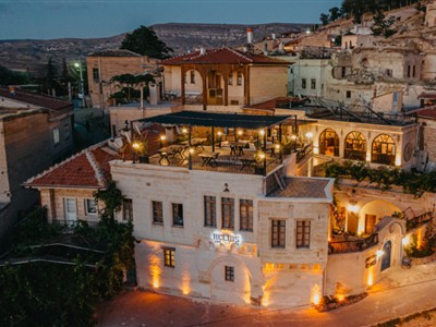 Helios Cave Hotel Nevşehir Ürgüp Mustafapaşa Köyü