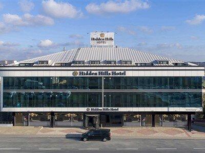 Hidden Hills Istanbul Airport Hotel İstanbul Arnavutköy Taşoluk