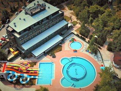 Hilas Thermal Resort & Spa Samsun Ladik Hamamayağı Mahallesi