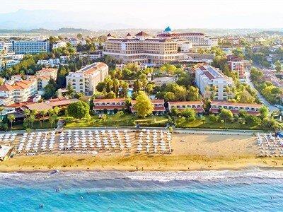 Horus Paradise Luxury Resort Antalya Side Kumköy