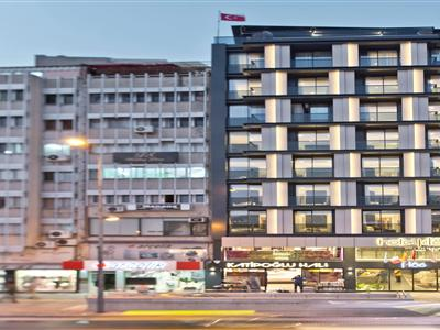Hotel 86 By Katipoğlu İzmir Çankaya İzmir