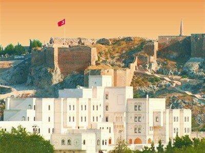 Hotel El - Ruha Şanlıurfa Şanlıurfa Merkez Haleplibahçe Cd.
