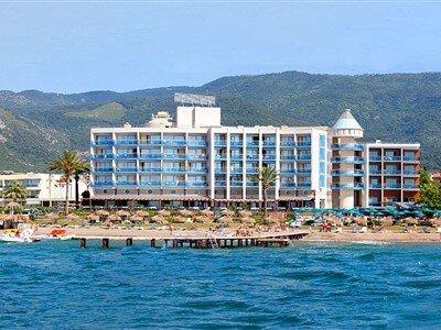 Hotel Faustina Aydın Kuşadası Güzelçamlı