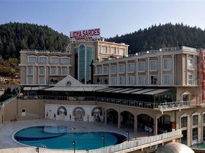 Hotel Lidya Sardes Termal Spa Manisa Salihli Kurşunlu Kaplıcaları