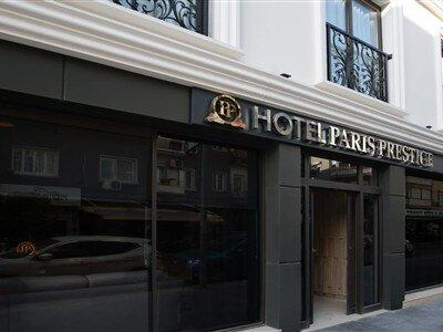 Hotel Paris Prestige İzmir Konak Kahramanlar