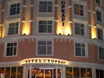 Hotel Topkapı İstanbul Fatih Fındıkzade