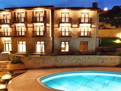 İda Taş Konak Otel Çanakkale Ayvacık Yeşilyurt Köyü