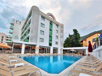 İdaş Hotel Muğla Marmaris Marmaris İçmeler