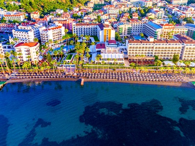 İdeal Prime Beach Hotel Muğla Marmaris Siteler