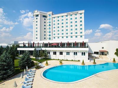 İkbal Thermal Hotel & Spa Afyon Afyon Merkez Dörtyol Mahallesi