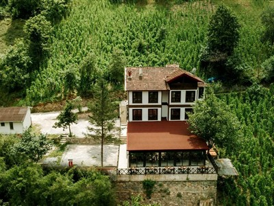 İskalita Otel Trabzon Maçka Altındere Mah