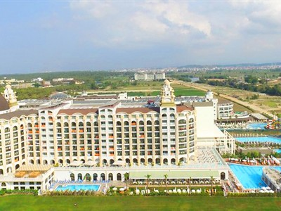 Jadore Deluxe Hotel & Spa Antalya Side Titreyengöl