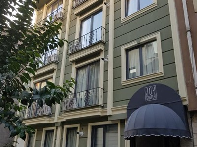 Joy Suites İstanbul Şişli Esentepe