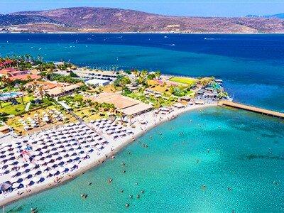 Kairaba Alaçatı Beach Resort İzmir Çeşme Çark Plajı Liman