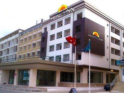 Kalinda İnn Otel İzmir Çeşme Ilıca