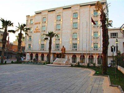 Kasr-ı Serçehan Hotel Mardin Nusaybin