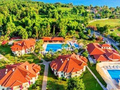Katrancı Park Hotel Muğla Fethiye Zeytin Bahçe
